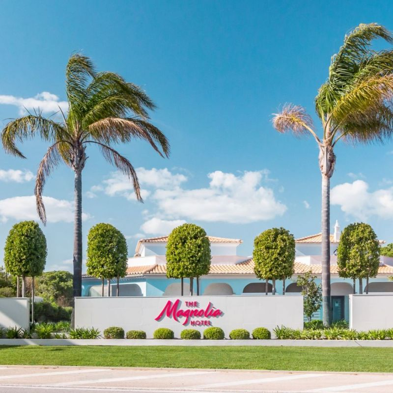 Golf Algarve - The Magnolia Hotel