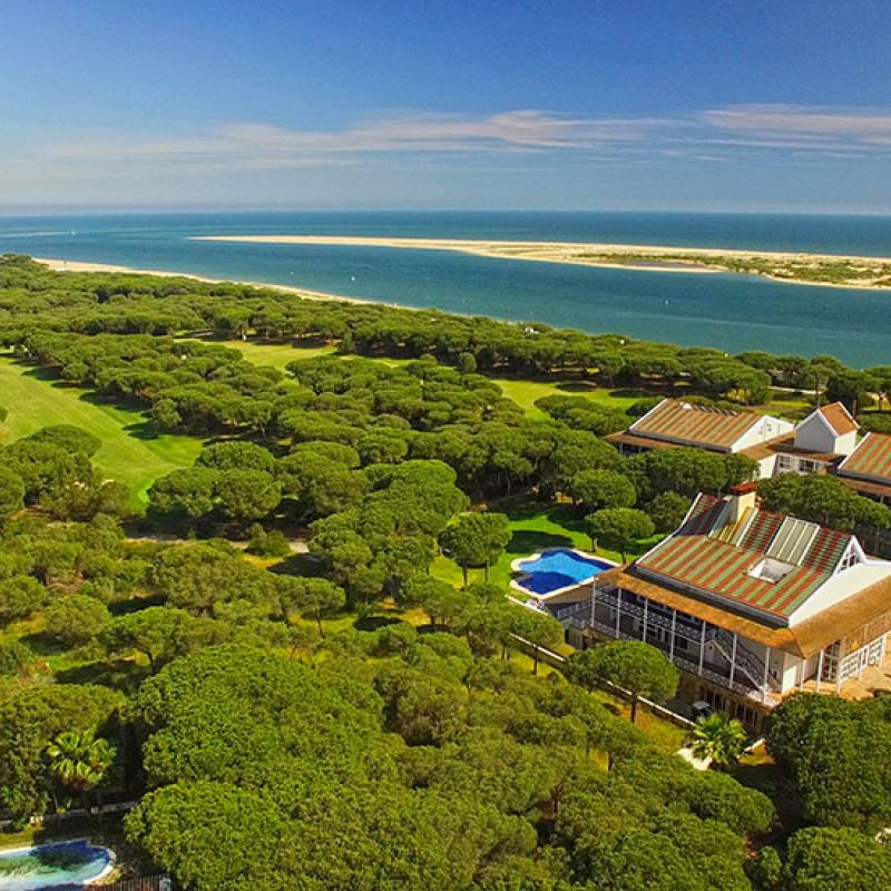 Golf Andalusien Golfhotel Nuevo Portil