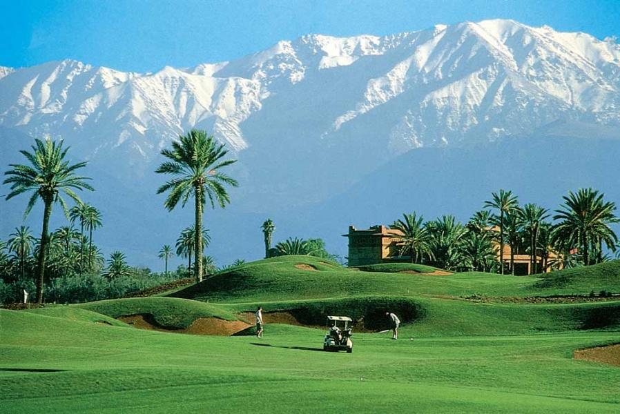 golfferien marrakech golfhotel marrakech golfpl tze. Black Bedroom Furniture Sets. Home Design Ideas