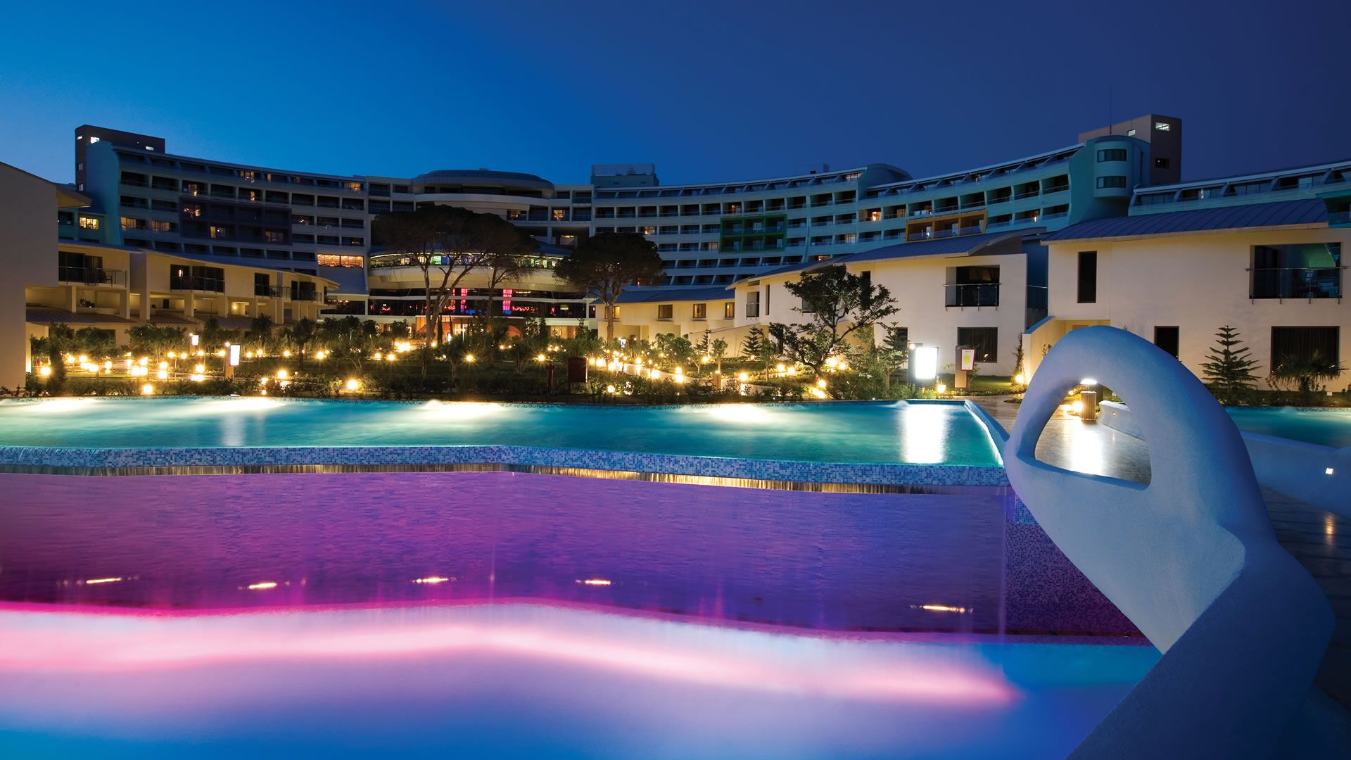 Cornelia Deluxe Resort Hotel Belek Turkey